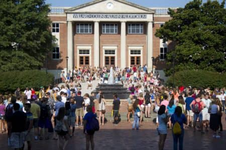 Lipscomb University Colleges Of Distinction Profile Highlights