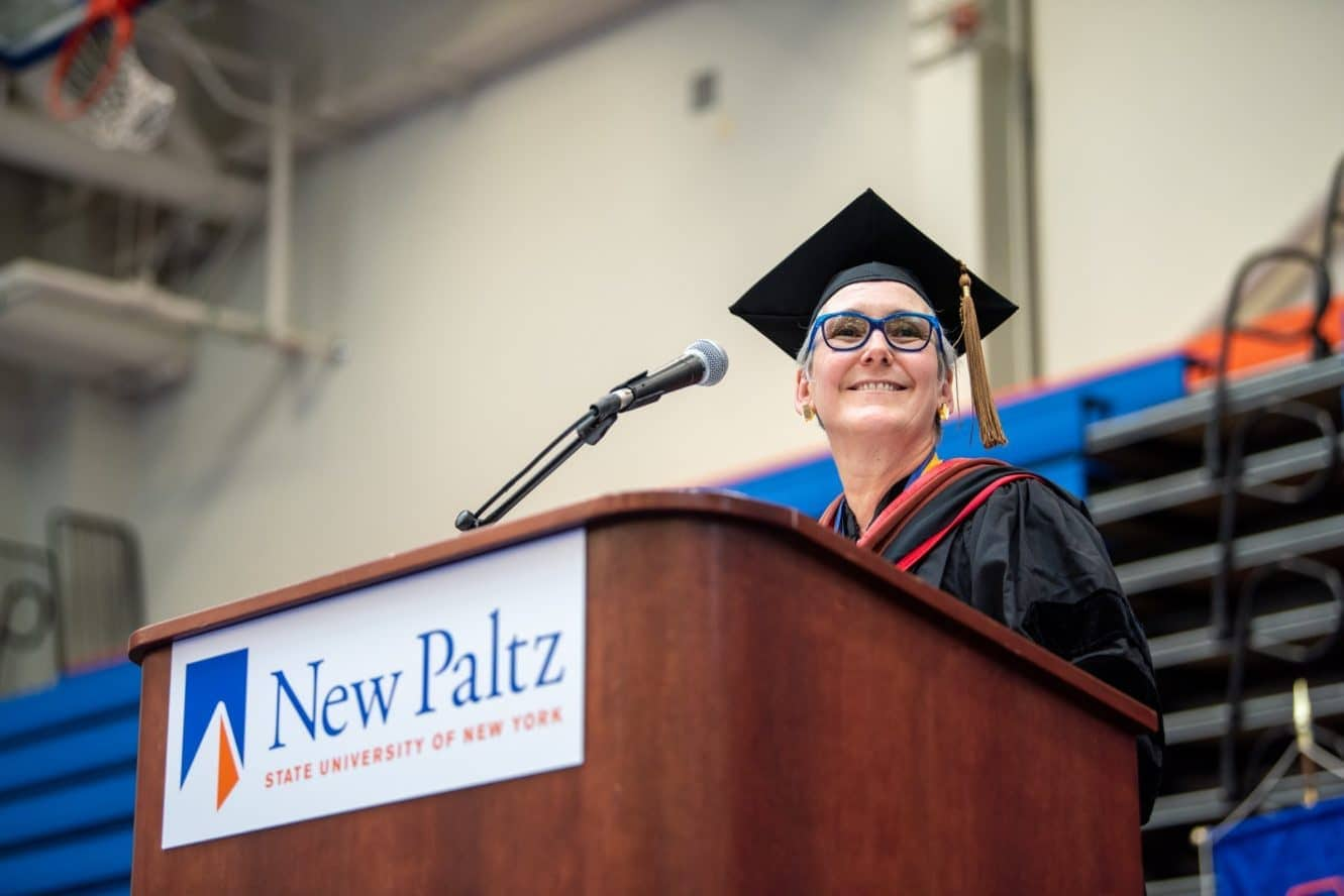 Suny New Paltz Graduation 2020.Suny New Paltz Colleges Of Distinction Profile