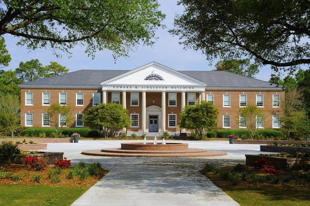 Coastal Carolina Academic Calendar 2022.Coastal Carolina University Colleges Of Distinction Profile Highlights And Statistics