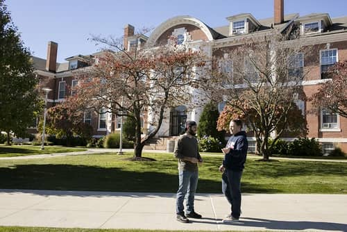 University Of New Haven Colleges Of Distinction Profile