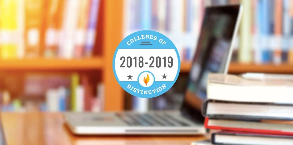 Best Colleges 2019 Colleges of Distinction Releases 2018 List: Find Your Best College