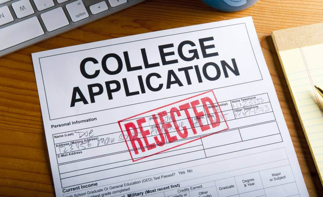 So You Got Rejected From Your Dream School Colleges Of Distinction