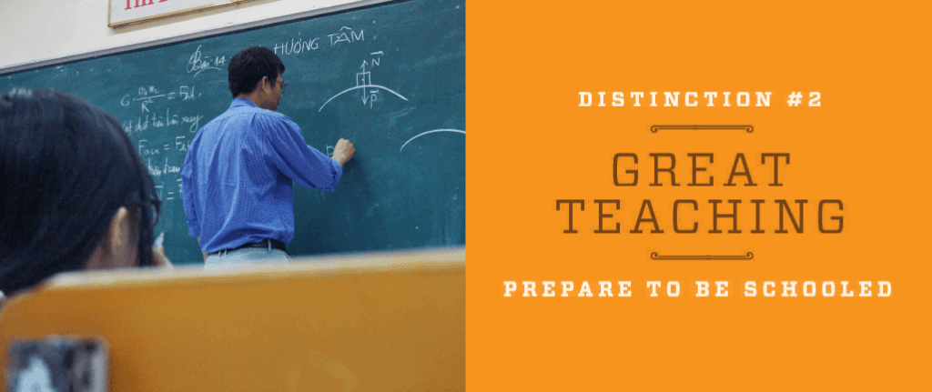 Colleges of Distinction: Great Teaching