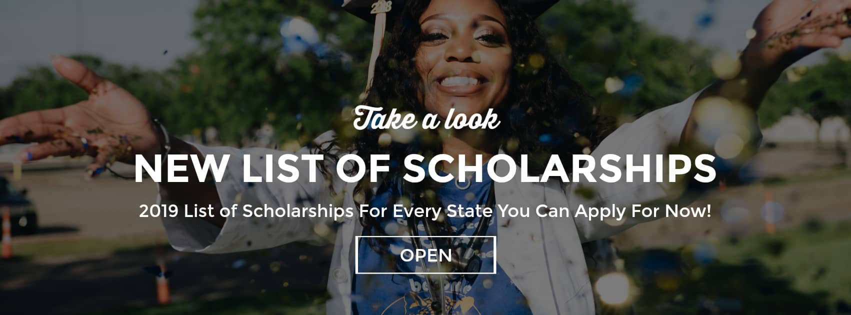 2019 List of Scholarships For Every State You Can Apply For Now! - button 2