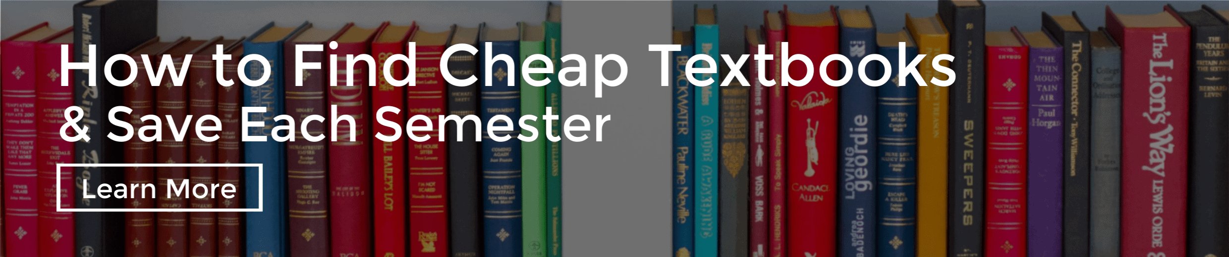 Textbooks Are Expensive. Forget Why That Is—Here's How to Find Cheap Textbooks & Save Each Semester.