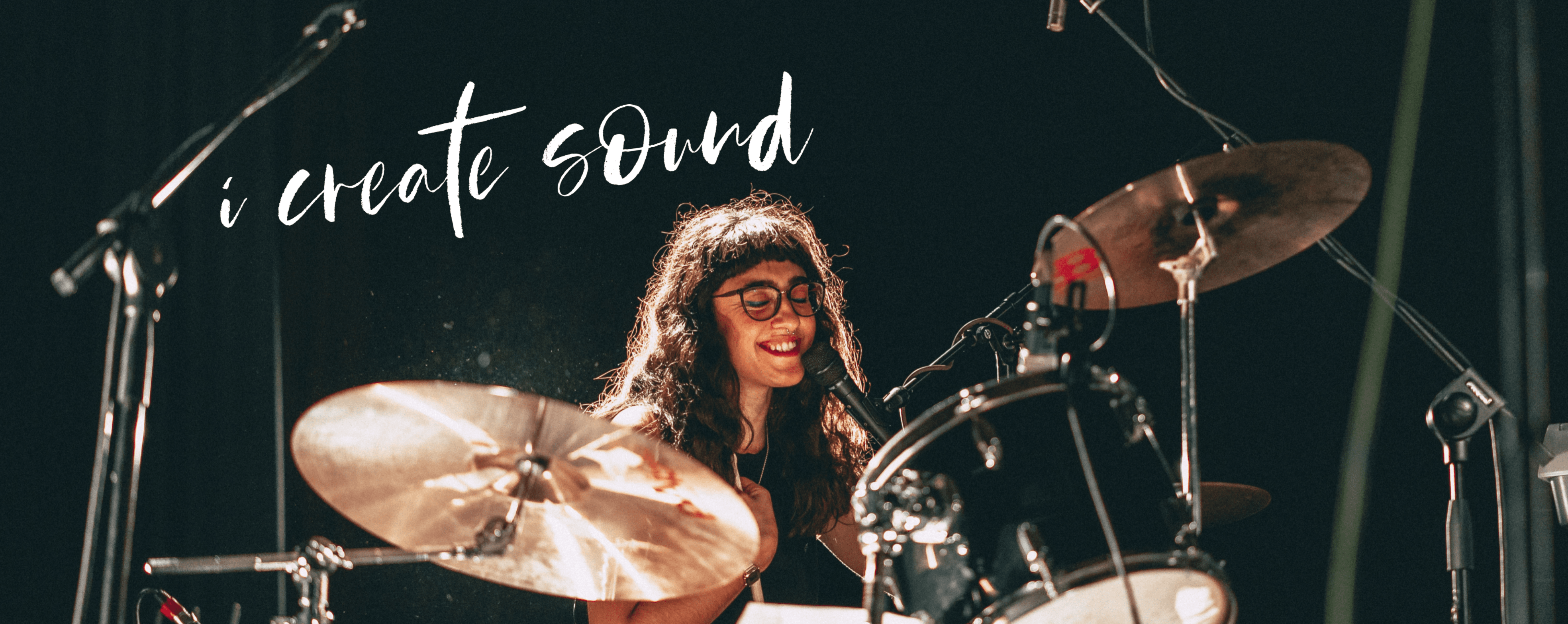 Girl Playing Drums: Music Scholarships for Creative High School Students