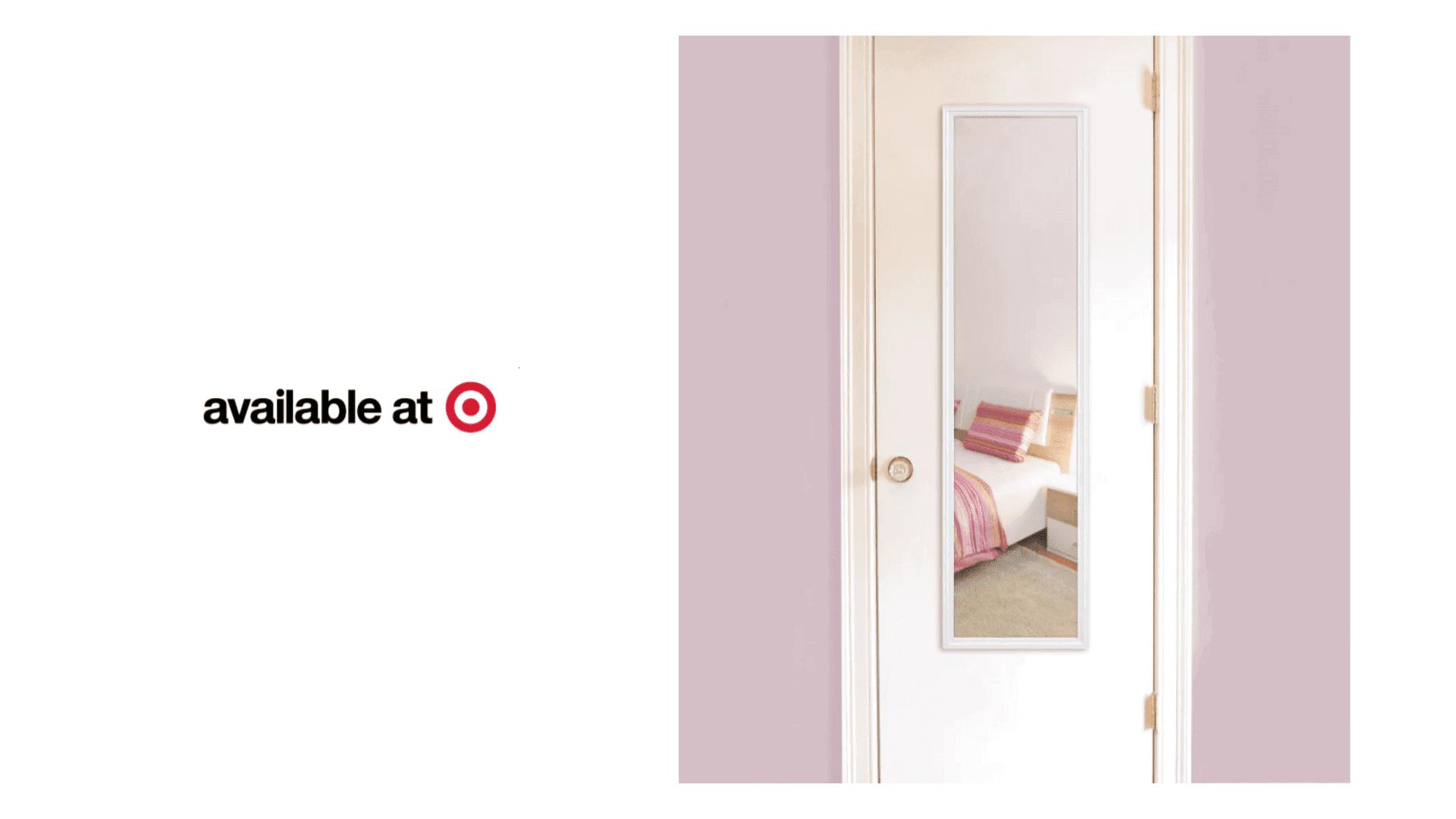 Framed Door Mirror - Room Essentials™