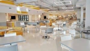 Adelphi University Dining Hall Cafeteria