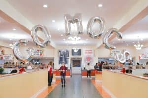Florida Southern University Dining Hall Cafeteria