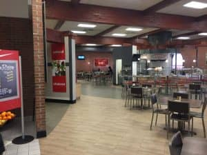 Frostburg State University Dining Hall Cafeteria