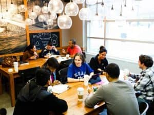Kean University Dining Hall Cafeteria