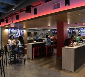 Rider University Dining Hall Cafeteria